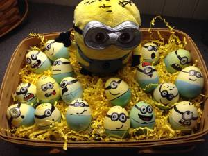 "A Basket of Minions! How did I ""to-do"" it?"