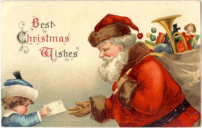 printable-christmas-cards-vintage-ellen-clapsaddle-child-santa-claus-letter