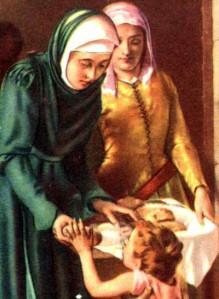 1650.0309Santa Francesca Romana